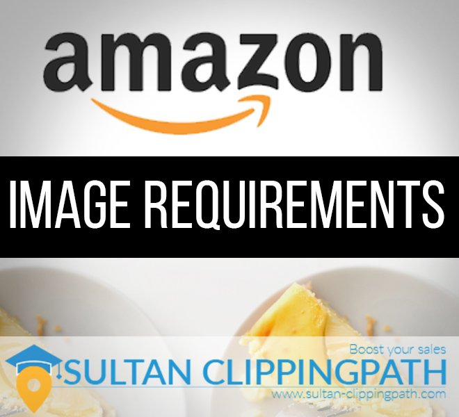 Clean-up The Product Image Background For Amazon Requirements