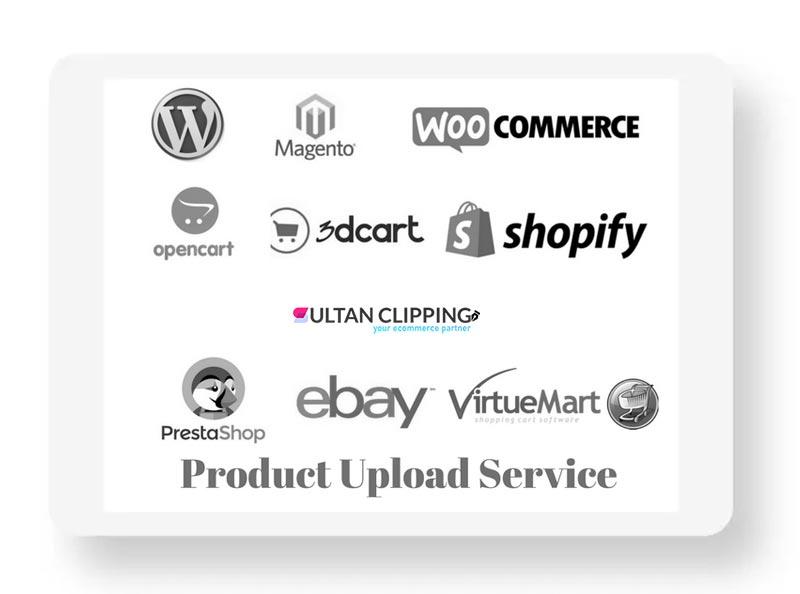 Product Uploading Service Provider